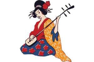 Auch die Traditionen der käuflichen Liebe anderer Zeiten und Kulturen, wie der japanischen, werden in der Lehrzeit vermittelt.
